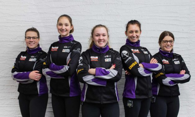 Le curling, une passion