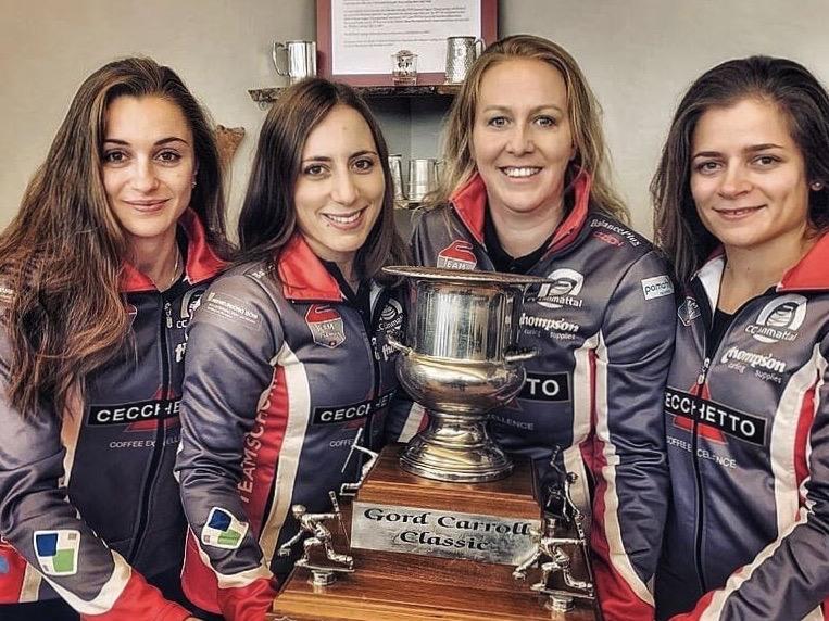 Neues aus der ELITE: Schori gewinnt WCT-Turnier in Kanada, Lottenbach in Lettland auf Rang 2