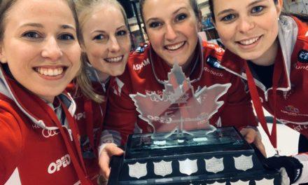 Team Stern gewinnt das Weltklasse-Turnier in Portage!