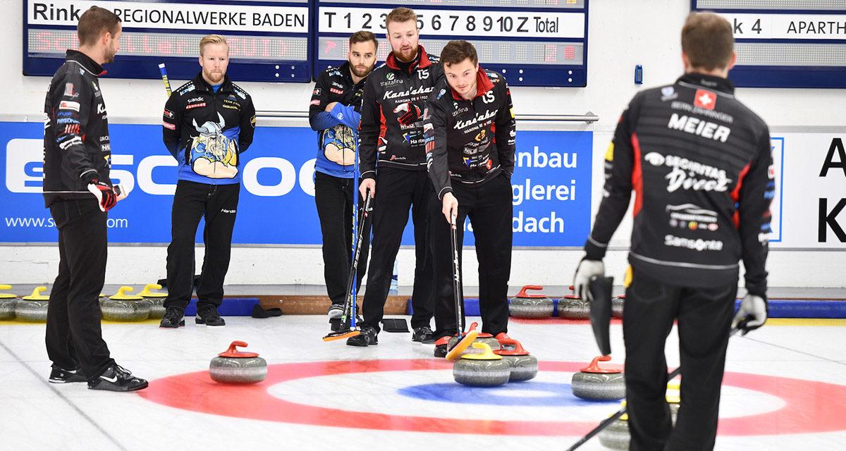Erfolgreiche Schweizer zum Saisonstart – Schwaller gewinnt das Baden Masters