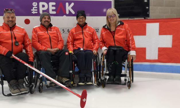 Rollstuhlsport: Schweizermeisterschaft 2020 in Brig