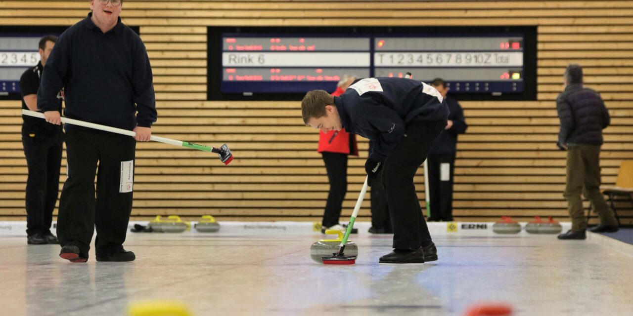 CURLING IST SPECIAL-OLYMPISCH!