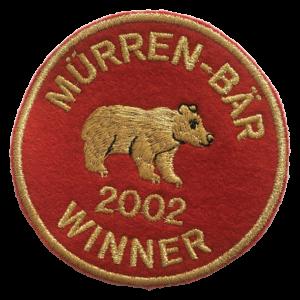 Sorgte auch auf der Redaktion für unvergessliche Erinnerungen: Der Mürren-Bär von 2002