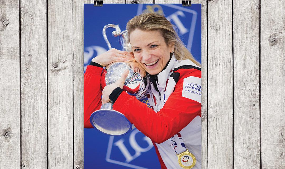 Silvana Tirinzoni Poster